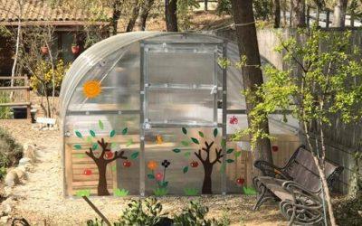 Se aplaza la calçotada de la Escola Natura y la inauguración de su invernadero