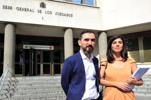 Ignacio Escolar y Raquel Ejerique