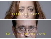 PATRICIA LÓPEZ I CARLOS ENRIQUE BAYO