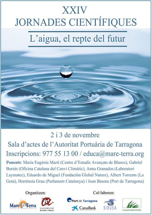 L'aigua, el repte del futur