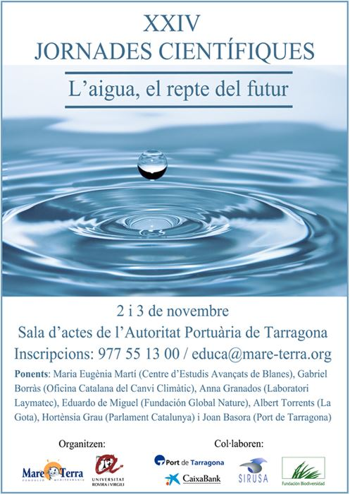 El Agua: el reto del futuro