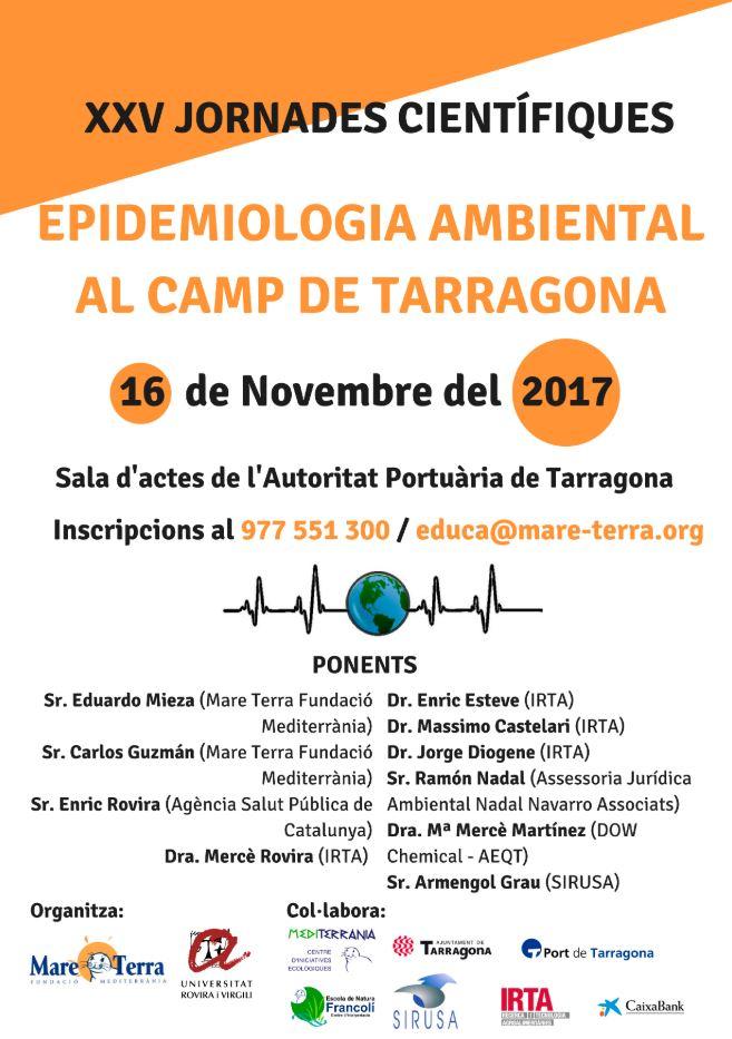 Epidemiología ambiental en el Camp de Tarragona