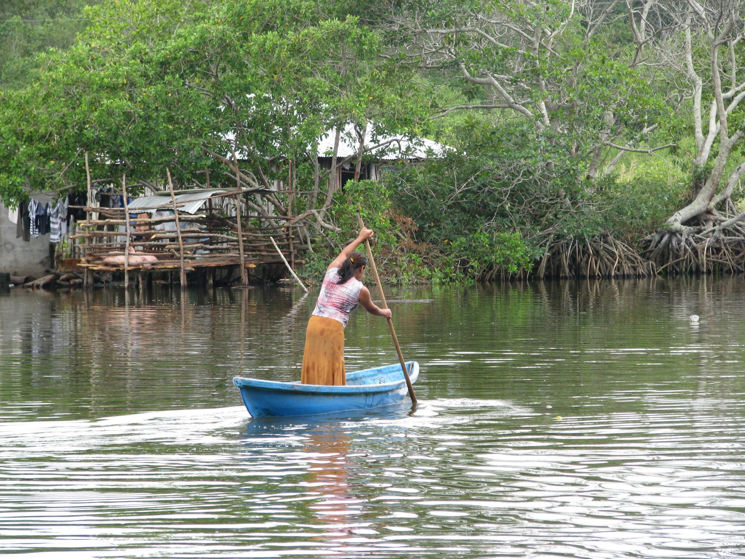 Comunidad Huichola de Tuapurie y a la entidad Conservación Humana (CHAC)