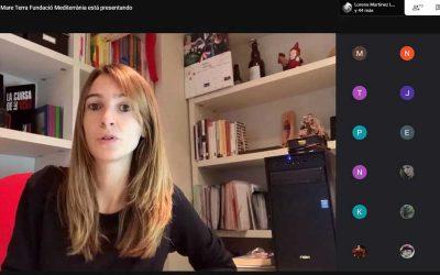 """Mònica Usart: """"Del patio de casa a las predicciones meteorológicas"""""""
