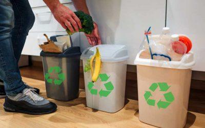 El 70% del alumnado tiene dificultades para reciclar en casa