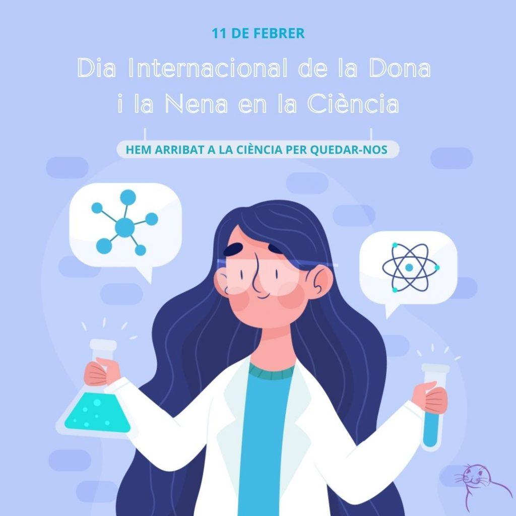 Dia Internacional de la Mujer y la NIña en la Ciencia