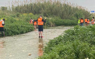 Vamos al río con 4º de ESO del Instituto Pons d'Icart