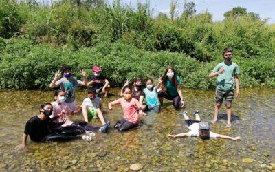 El Francolí, un río aún vivo con Mare Terra