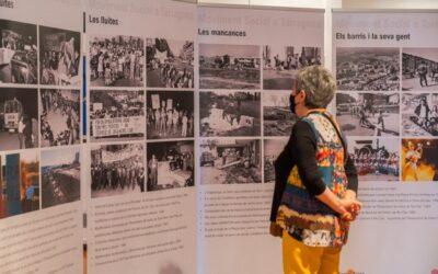 Un recorrido fotográfico por el movimiento social y vecinal en Tarragona