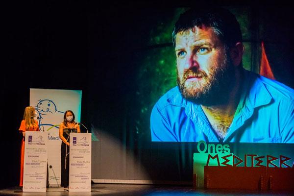 Homenaje a David Beriáin y Roberto Fraile